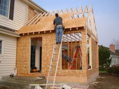 Milwaukee Home Addition and Room Additions! Are you looking for more livable space in your home…without moving? A home addition is the solution! Home Addition Cost, Family Room Addition, Sunroom Addition, Garage Addition, Shed Addition Ideas, Layout Design, Master Bedroom Addition, Building An Addition, Add A Room
