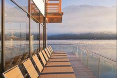 Traumhafte Kulisse - Wellness am Achensee