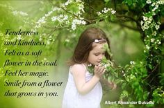 The flower in you.