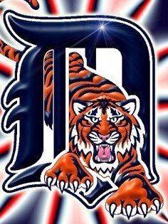 Detroit Tigers - Ohio's #1 Tiger Fan!!!!