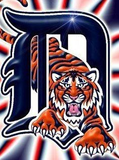 Detroit Tigers - Ohio's #1 Tiger Fan!!!!