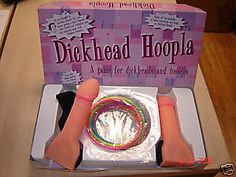 Adult Sex Game - Dickhead Hoopla - Stag Hen Party Night | eBay