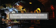 Best music bars and clubs in Paris