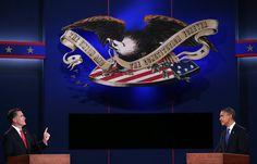 El primer debate en EE UU