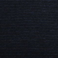 Navy and Black Striped Modal Jersey - Fashion Fabrics