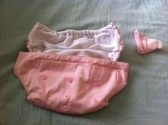 Tutorial: Turning BumGenius 3.0 diaper cover to training pant (PullUp) | Daylight Rising