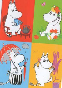 The Moomintrolls