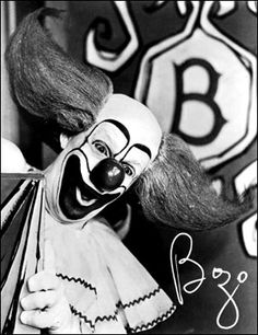 BOZO - I was on the live show in Las Vegas when I was a little kid - channel 5 - back in the 60's! That was so exciting to me!