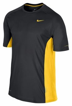 Men's #LIVESTRONG Training Dri-Fit -Shown in Black/Yellow - $36.00