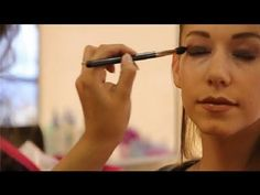 How to Make Protruding Eyelids Appear to Recede With Color Makeup : Makeup Artist Secrets Protruding Eyes, Smoky Eyes, Learn Makeup, Types Of Makeup, Sundance Film Festival, Video Clip, Eye Shadow, Filmmaking, The Secret