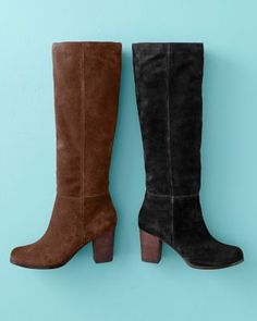 Cole Haan Cassidy Tall Suede Boots