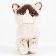 Little Grumpy Cat Plush  #grumpycat