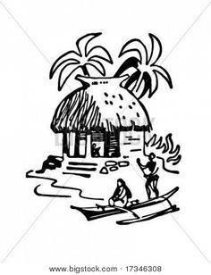 Find Tiki Hut Retro Clip Art stock images in HD and millions of other royalty-free stock photos, illustrations and vectors in the Shutterstock collection. Thousands of new, high-quality pictures added every day. Man Clipart, Tiki Man, Tiki Torches, Royalty Free Stock Photos, Clip Art, Retro, Drawings, Illustration, Cute