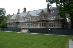 Superior Scaffold provides crews access at Denbigh Hall, Bryn Mawr College.  http://www.superiorscaffold.com/superior-scaffold-provides-access-to-crews-at-denbigh-hall-bryn-mawr-college/  #scaffold#scaffolding#philadelphia#pa#newjersey#nj#de#md#philly#superiorscaffold