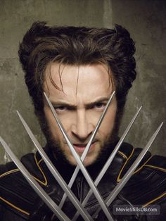 8 Sections Logan Wolverine Jackman Wayne Maguire XL Giant Panel Poster
