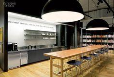 Overall Favorites: Studios Architecture Makes Osh Kosh B'gosh Feel Adult | Interior Design