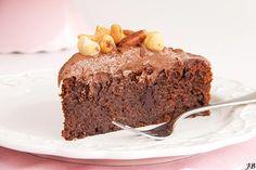 Carolines blog: Chocolade- & hazelnoottaart (glutenvrij)