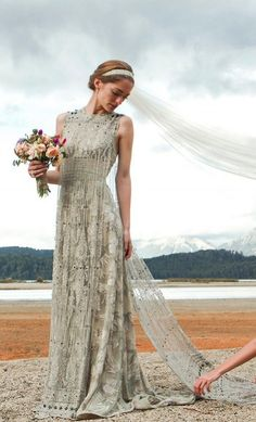 See inside Sofia Sanchez de Betak's wedding in Patagonia.