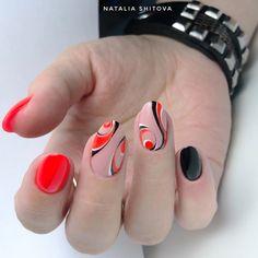 red nails / red nails + red nails acrylic + red nails design + red nails glitter + red nails coffin + red nails short + red nails acrylic coffin + red nails with rhinestones Simple Nail Art Designs, Easy Nail Art, Ambre Nails, Local Nail Salons, Nail Art Kit, Luxury Nails, Nagel Gel, Green Nails, Stiletto Nails