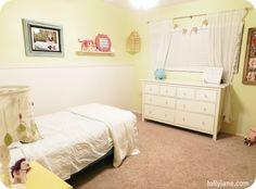 little bedroom makeover