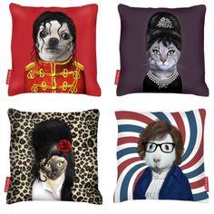 Takkoda Pop Icon Pillows