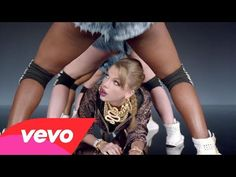"""Watch the music video for her new single """"Shake It Off"""" to see her (intentionally!) bad dancing in all of its glory! 