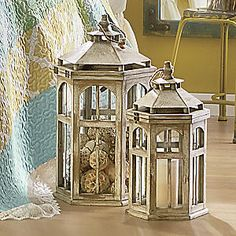 Set of 2 Bayview Lanterns from Seventh Avenue ® | ET711124