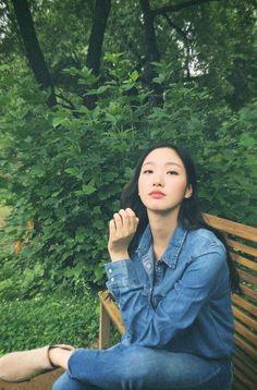 Asian Actors, Korean Actresses, Korean Actors, Actors & Actresses, Kim Go Eun Goblin, Kim Go Eun Style, Kdrama, Girl Actors, Korean Celebrities