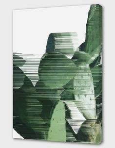 """""""Assorted Cactus"""", Numbered Edition Canvas Print by Adam Priester - From $69.00 - Curioos"""