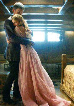 Myrcella Baratheon et Jaime Lannister - Game of thrones