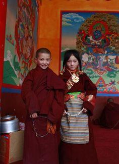 Kids From Tibet.