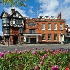 Maids Head Hotel, Norwich - one of the oldest hotels in the UK