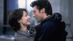 "Someone like you Watch on: Netflix US and France""It's a really adorable movie. Don't get me wrong, the beginning is really maddening, but it gets real cute real quick. And of course it has the nice fairytale ending with Hugh Jackman. Film Watch, Movies To Watch, Good Movies, Romantic Comedy Movies, Romance Movies, Patrick Dempsey, Film Marathon, Date Night Movies, Movie Nights"