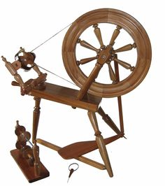 Ettrick Original spinning wheel