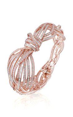 The Bracelet Of Eternity by Farah Khan Fine Jewelry for Preorder on Moda Operandi