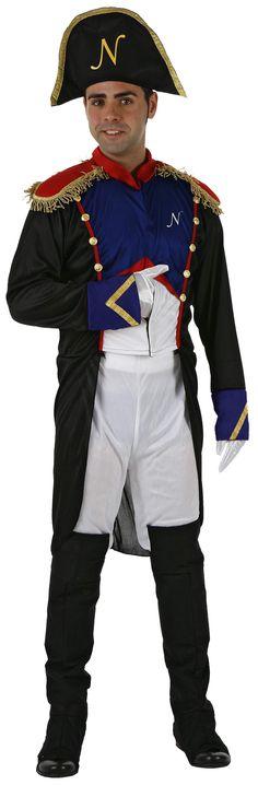 Kejsare Napoleon - utklädnad vuxen 4abe3f4989c59