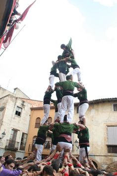 Xiquets d'Alcover - 5d6 - Alcover Festa Major 21/10/2012