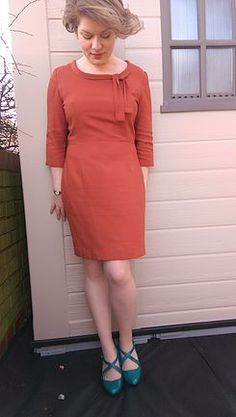 Stitch My Style - Sew Over It Joan Dress