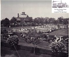 Township of Ocean Historical Museum Norwood Park, West Long Branch, New Jersey, North West, Norman, 18th Century, Dolores Park, Corner, Museum