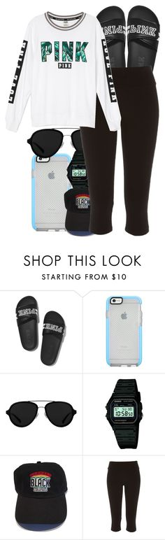 """""""Untitled #3989"""" by dianna-argons-lover ❤ liked on Polyvore featuring Victoria's Secret, 3.1 Phillip Lim, Casio and River Island"""
