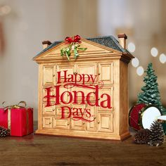 #OpentheCheer Campaign Spreads the Magic of the Holidays with Twitter Giveaways Every Day for One Month. This holiday season Honda wants fans to #OpenTheCh