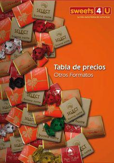¡Ver nuestros catálogos y aclarar todas sus dudas! Chocolate, Bonbon, Messages, Pricing Table, Business, Sweets, Chocolates, Brown