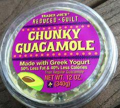 What's Good at Trader Joe's?: Trader Joe's Reduced Guilt Chunky Guacamole ~ O M G this is so good ~ love it!