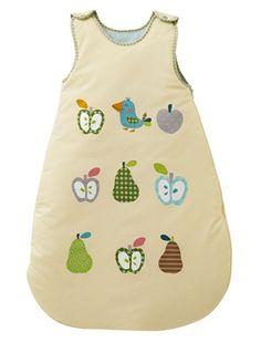 Gigoteuse bébé collection bio brodée thème Fruity, Chambre Bébé