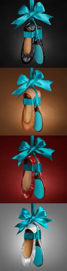 Tieks Ballet Flats - the shoe on everyone's list!