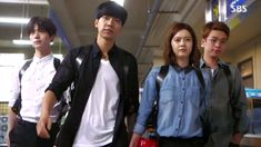 """You're All Surrounded"" Episode And Life Goes On You're All Surrounded, Best Kdrama, Korean Actors, Korean Dramas, Korean Entertainment, Drama Korea, Life Goes On, Episode 5, Drama Movies"
