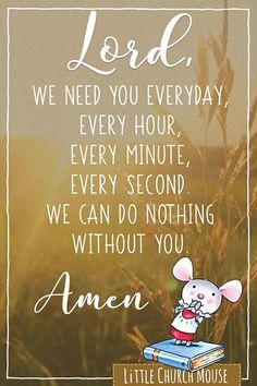 Our Prayers Amen. Prayer Verses, God Prayer, Daily Prayer, Scripture Quotes, Bible Scriptures, Faith Quotes, Prayer Quotes, Religious Quotes, Spiritual Quotes