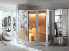 Galleria foto - Cabine doccia con sauna e bagno turco Foto 22