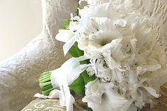 Bouquets photo by kingytobe on Weddingbee. Real Weddings, Wedding Stuff, Coconut, Bouquet, Inspiration, Biblical Inspiration, Bouquets, Inspirational