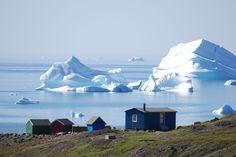 Una meta incontaminata, un paesaggio unico: la Groenlandia! Viaggio individuale, partenze garantite #groenlandia #estate2017 #viaggioindividuale #leviedelnord